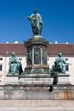 Hofburg, Vienna. Stock Photo