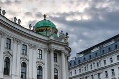 Hofburg Vienna Royalty Free Stock Photos