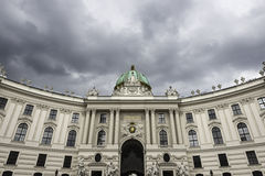 Hofburg, Vienna Royalty Free Stock Photography