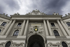 Hofburg, Vienna Royalty Free Stock Photos
