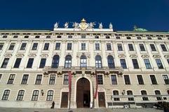 Hofburg in Wenen Royalty-vrije Stock Afbeeldingen