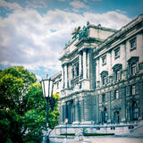 Hofburg in Wien Stockfoto
