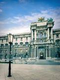Hofburg in Wien Lizenzfreies Stockfoto