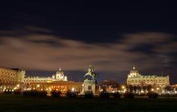 Hofburgpaleis, Wenen - Oostenrijk Royalty-vrije Stock Afbeeldingen