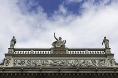 Hofburgtheater, Vienna Stock Images