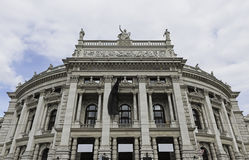Hofburgtheater, Vienna Royalty Free Stock Photos