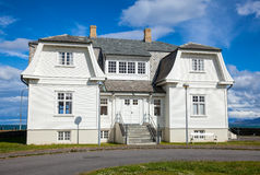 Hofdi dom w Reykjavik Iceland Fotografia Stock