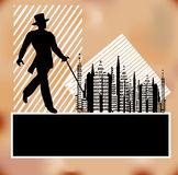 Hoffelijke Stad vector illustratie