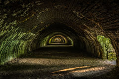 Hoffman Kiln at Craven Lime Works Stock Photo