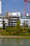 Hoffmann La Roche headquarters in Basel, Switzerland Stock Photo