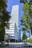 Hoffmann La Roche headquarters in Basel, Switzerland Royalty Free Stock Images