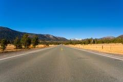 Hoffnungs-Tal, Kalifornien, Vereinigte Staaten Stockfoto