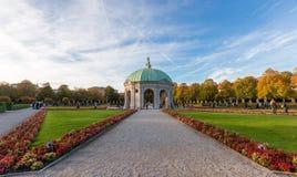Hofgarten το μεσημέρι, Μόναχο Στοκ φωτογραφία με δικαίωμα ελεύθερης χρήσης