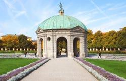 Hofgarten royalty-vrije stock fotografie