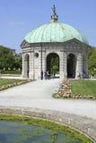 Hofgarten, Court Gardens in Munich, Bavaria. Hofgarten, Court Gardens, Dianatempel, Temple of Diana in Munich, Bavaria, Germany, Europe royalty free stock photos