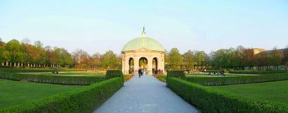 The Hofgarten in Munich Stock Photos