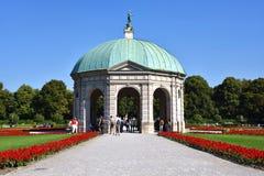 Hofgarten Munich Stock Image