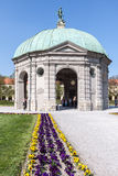 Hofgarten Munich Germany Royalty Free Stock Photo
