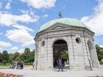 Hofgarten munich Royalty Free Stock Photos