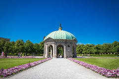Hofgarten in Munich Royalty Free Stock Image