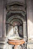 Hofgartenpark met Dianatempel in M?nchen, Duitsland royalty-vrije stock afbeeldingen