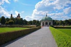 Hofgartentempel 2 Στοκ φωτογραφίες με δικαίωμα ελεύθερης χρήσης