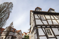 hofheim χωριό Γερμανία taunus AM Στοκ εικόνα με δικαίωμα ελεύθερης χρήσης