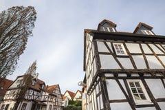 hofheim am taunus wioska Germany obraz royalty free