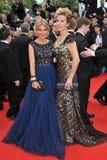 Hofit Golan & Natacha Amal Royalty Free Stock Image
