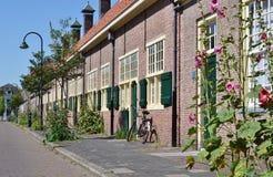 Hofje van Paauw in Delf, Paesi Bassi. Immagini Stock