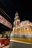 Hofkirche in Dresden Royalty-vrije Stock Fotografie