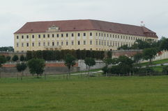 hofschloss Arkivbilder