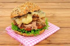 Free Hog Roast Sandwich Stock Photography - 99750892