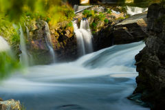 Hog's Back Falls in Ottawa, Canada Royalty Free Stock Photo