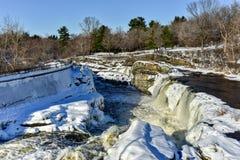 Hog`s Back Falls - Ottawa, Canada Stock Image