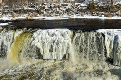 Hog`s Back Falls - Ottawa, Canada Stock Photos