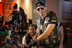 HOG World Ride 2015 Royalty Free Stock Photography