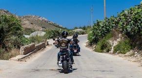 HOG World Ride 2015 Royalty Free Stock Image