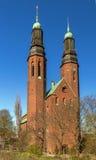 Hogalid kyrka, Stockholm Royaltyfri Foto