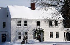 Hogar colonial Fotografía de archivo