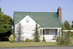 Hogar de la pequeña casa Fotografía de archivo