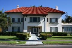 Hogar de lujo - Coronado, California imagen de archivo