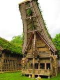Hogar de Toraja Imagenes de archivo