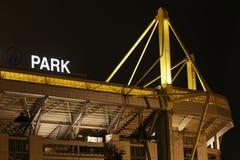 Hogar del Borussia Dortmund Imagen de archivo libre de regalías