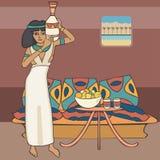 Hogar del egipcio más común