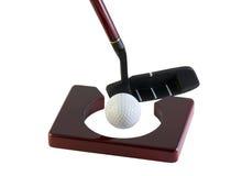 Hogar del golf Fotografía de archivo libre de regalías
