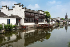 Hogar del Local del chino Imagenes de archivo
