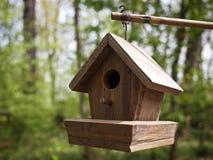 Hogar del pájaro Foto de archivo libre de regalías