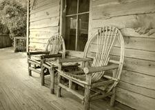 Hogar del país viejo Foto de archivo libre de regalías