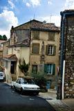 Hogar en Francia meridional Foto de archivo libre de regalías